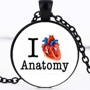 Women\'s Anatomy Of A Necklace on Poshmark